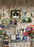 Galleria Masterpiece Warm Digital Panel Wallpaper 1608/966 By Prestigious Wallcoverings